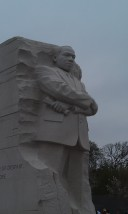 Dr. King monument in Washington DC