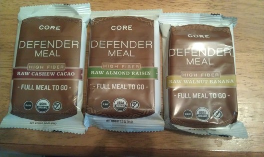 Core Defender Meal